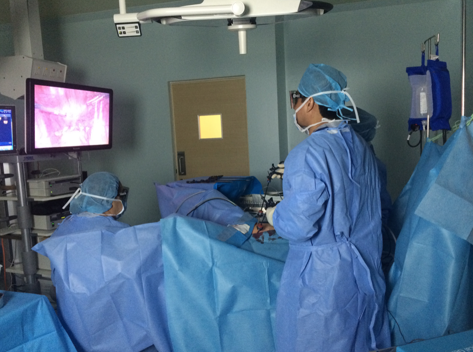 Laparoscopy:  Keyhole Surgery
