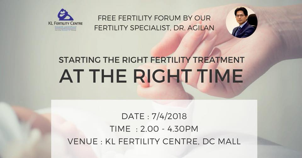 Upcoming Fertility Forum