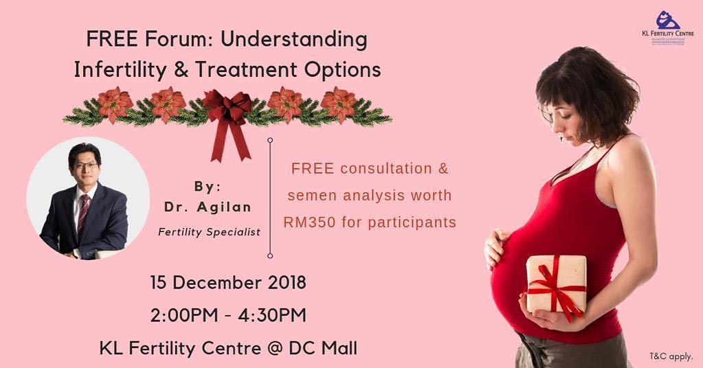 Fertility Forum : 15th December 2018
