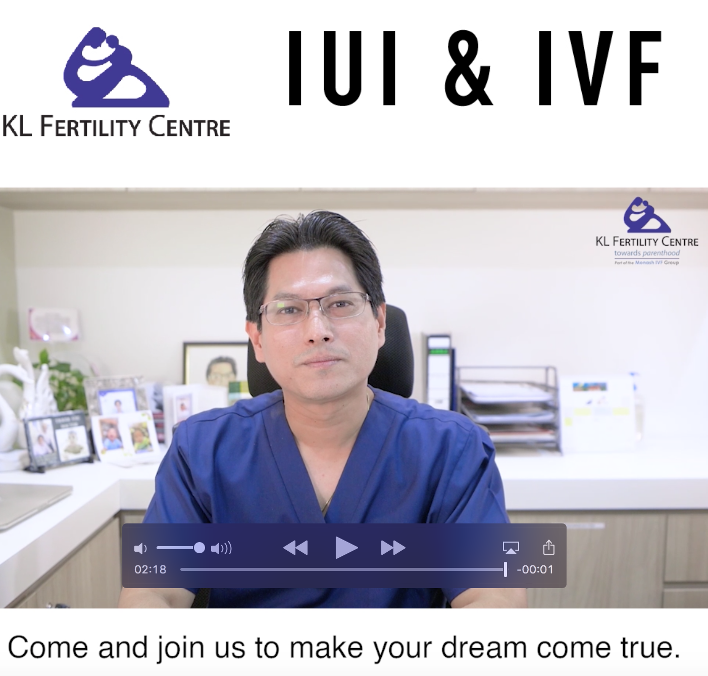 The End Game : IUI or IVF ?