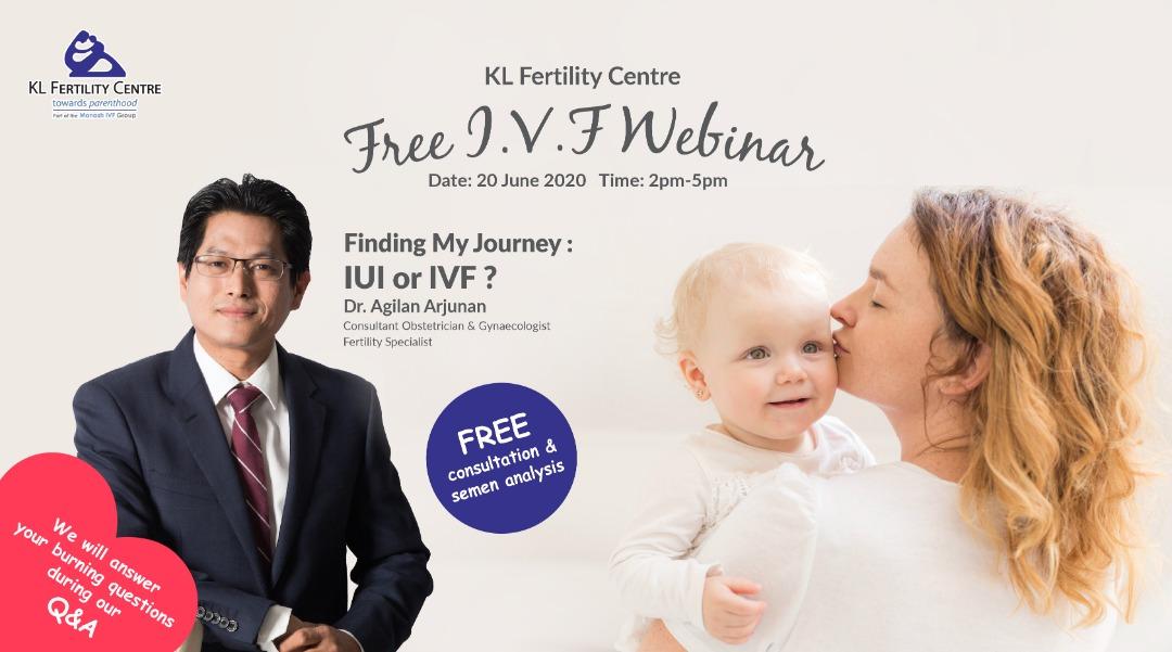 Free Online Fertility Forum ( Webinar )